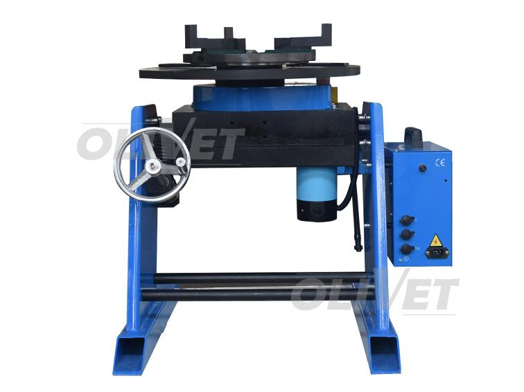 Adjustable welding rotator manufacturer