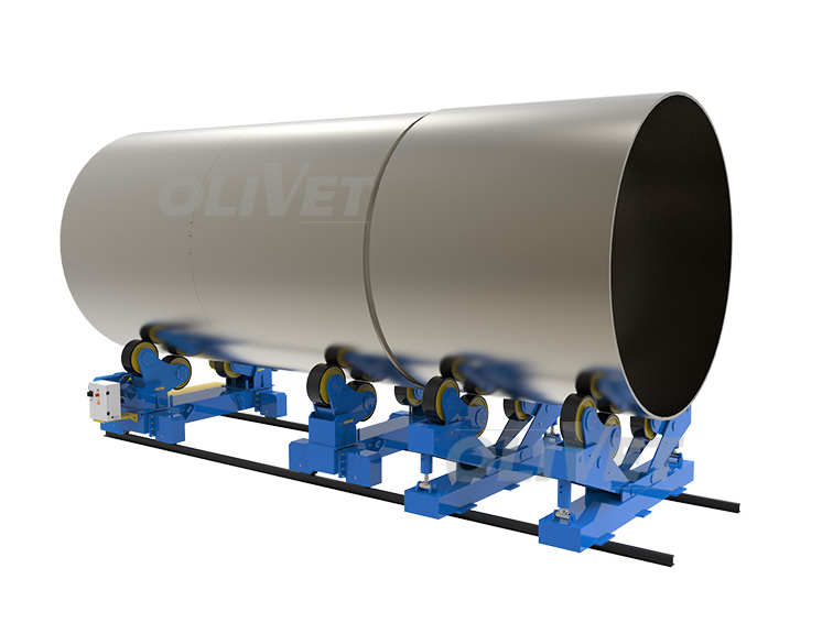 Welding positioner manufacturer