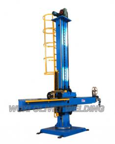 Problems and Solutions in Welding Manipulator Application