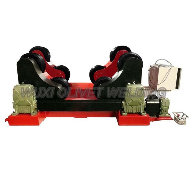 What Are the Reasons for the Axial Movement of the Welding Turntable?