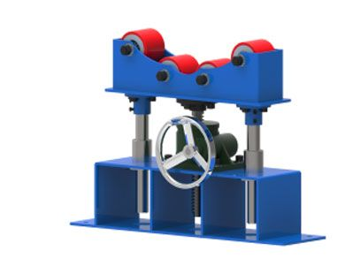 TG-600A Supporting Roller