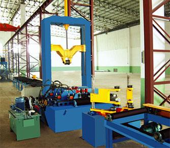 H-Beam Assembling Machine