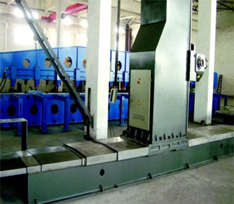 [Auto welding positioner Exporter China]Development prospect of full digital control for edge-milling machine China