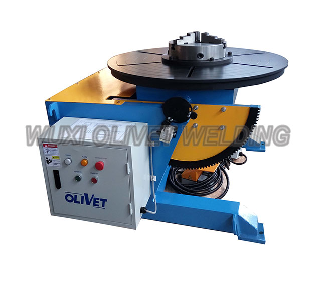 Single Base Positioner - HBJ Series