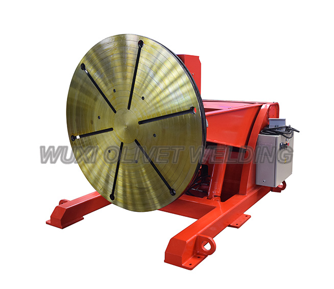 Hydraulic Welding Positioner - HYD Series