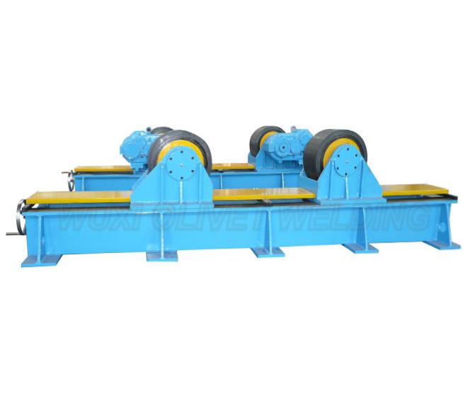 Lead Screw Turning Rolls - HGKS Series