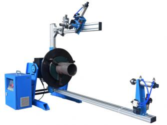 HBJ-PLC Automatic Welding Positioner