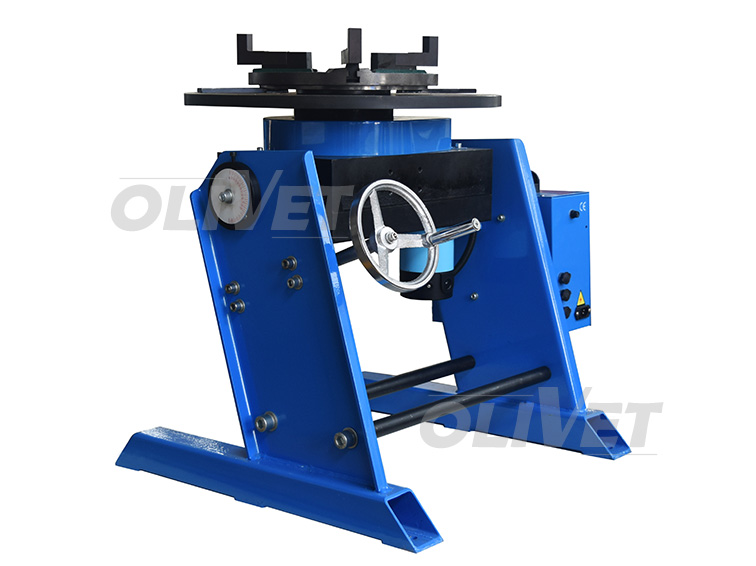 HBJ-S Pipe Welding Positioner