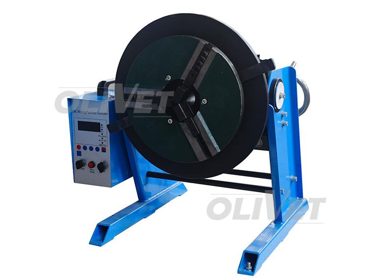 HBJ-CNC Automatic Welding Positioner