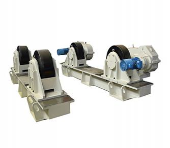 Adjustable Turning Rolls