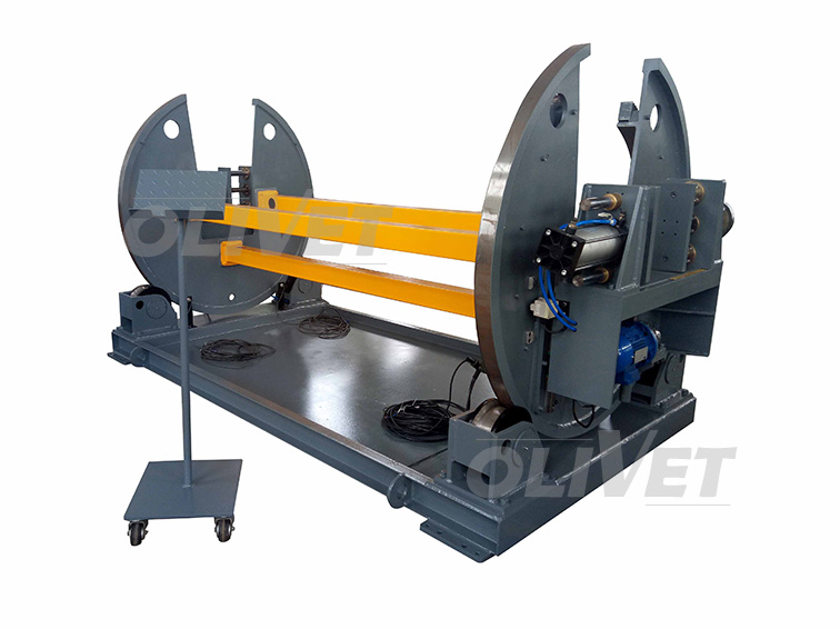 Rotating Type Welding Positioner